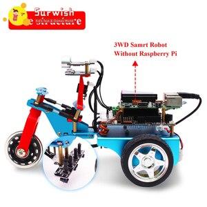 Raspberry Pi TrikeBot Smart Ro