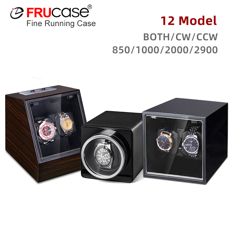 Watch-Winder Case-Box Automatic for Storage-Display