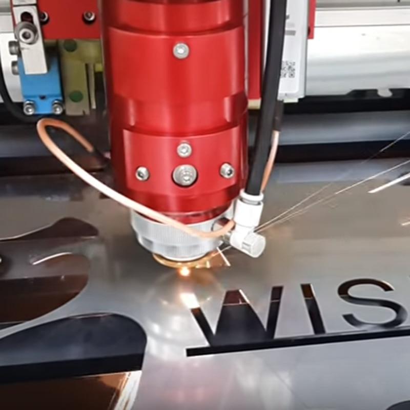 ROBOTEC Low Price Plywood Metal 1390 Laser Cutting Machine/1390 Metal Laser Cutter For Steel CO2 Laser Machine For Engraving MDF