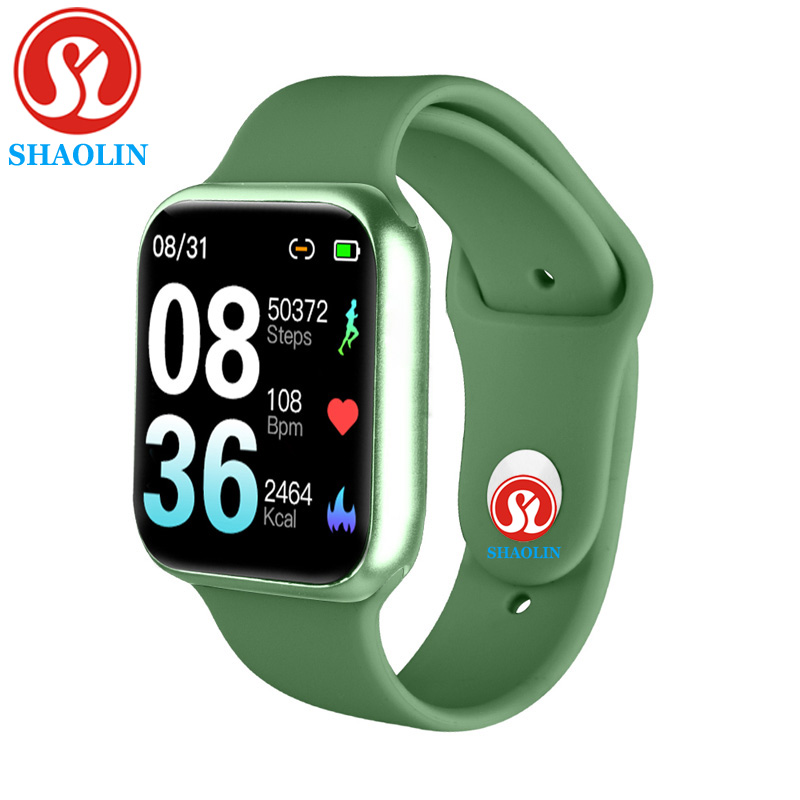 38mm Waterproof Smart Watch Series 5 Heart Rate Monitor Sports Smartwatch for Apple Watch Woman Man iPhone 8 Android Phone Watch