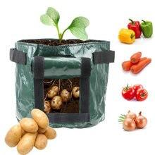 1 шт мешок для выращивания овощей контейнер посадки растений