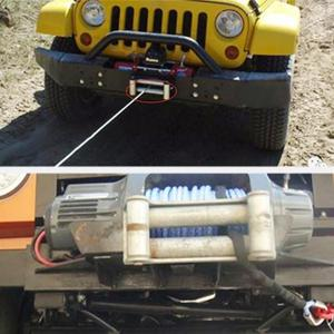 Image 2 - Guide de plomb de câble de câble de treuil datv UTV pour des treuils datv/UTV 3500 lb accessoires de treuil de Fairlead de fil