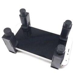 Narzędzia do naprawy telefonów plastikowy klips oprawa zacisk mocujący do iPhone/Samsung/Huawei ekran lcd tabletu zestaw naprawczy