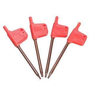 Image 5 - 4 Set Di 7/8/10/12Mm Sclcr Tornio Boring Bar Tornitura Portautensili + 10pcs Ccmt 0602 Inserto In Metallo Duro Lame per Tornio Macchina