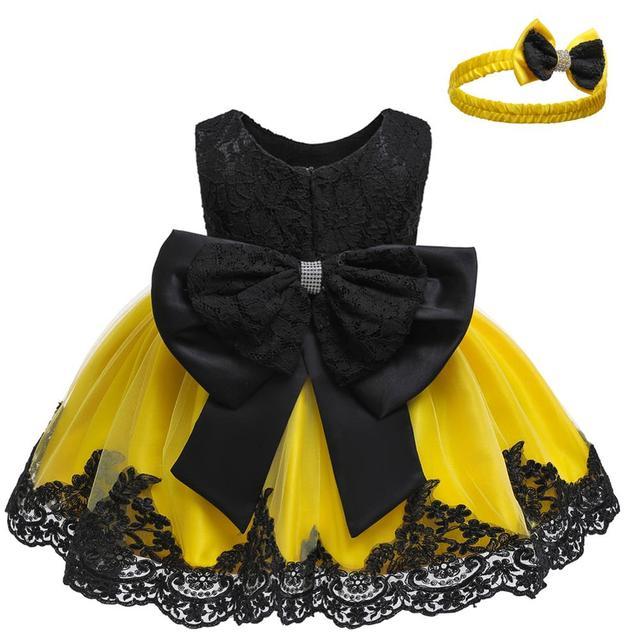Nowonarodzone dziewczynek księżniczka sukienka kostium na boże narodzenie niemowlę sukienki dla dziecka 1 urodziny sukienka na wesele 9 12 miesięcy Infantil