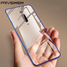 For XiaoMi Mi 9 T 9T Pro SE Lite A3 Case 3D Laser Plating Luxury TPU Soft Cover RedMi K20 Pro Note 8T 8 Pro 8A 7 7A Crystal Case