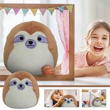 3D Pillow Soft Waist Cushion Plush Stuffed Toy Decoration Gift Children Cartoon Kawaii Animals Plush Doll Toy Gifts For Girl