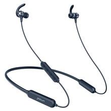 Picun H18X بلوتوث 5.0 سماعات لاسلكية سماعات أذن رياضية 35H اللعب الوقت IPX7 مقاوم للماء ستيريو حول الرقبة للهواتف الذكية