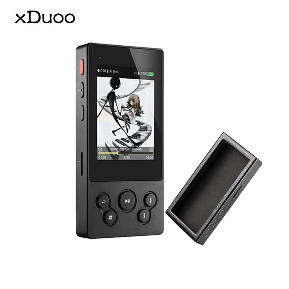 XDuoo X3II X3 Ii Mp3 Player Bluetooth Hifi Player Mp3 Portable HD Lossless Music Player USB Dac Ak4490 FLAC WAC Player