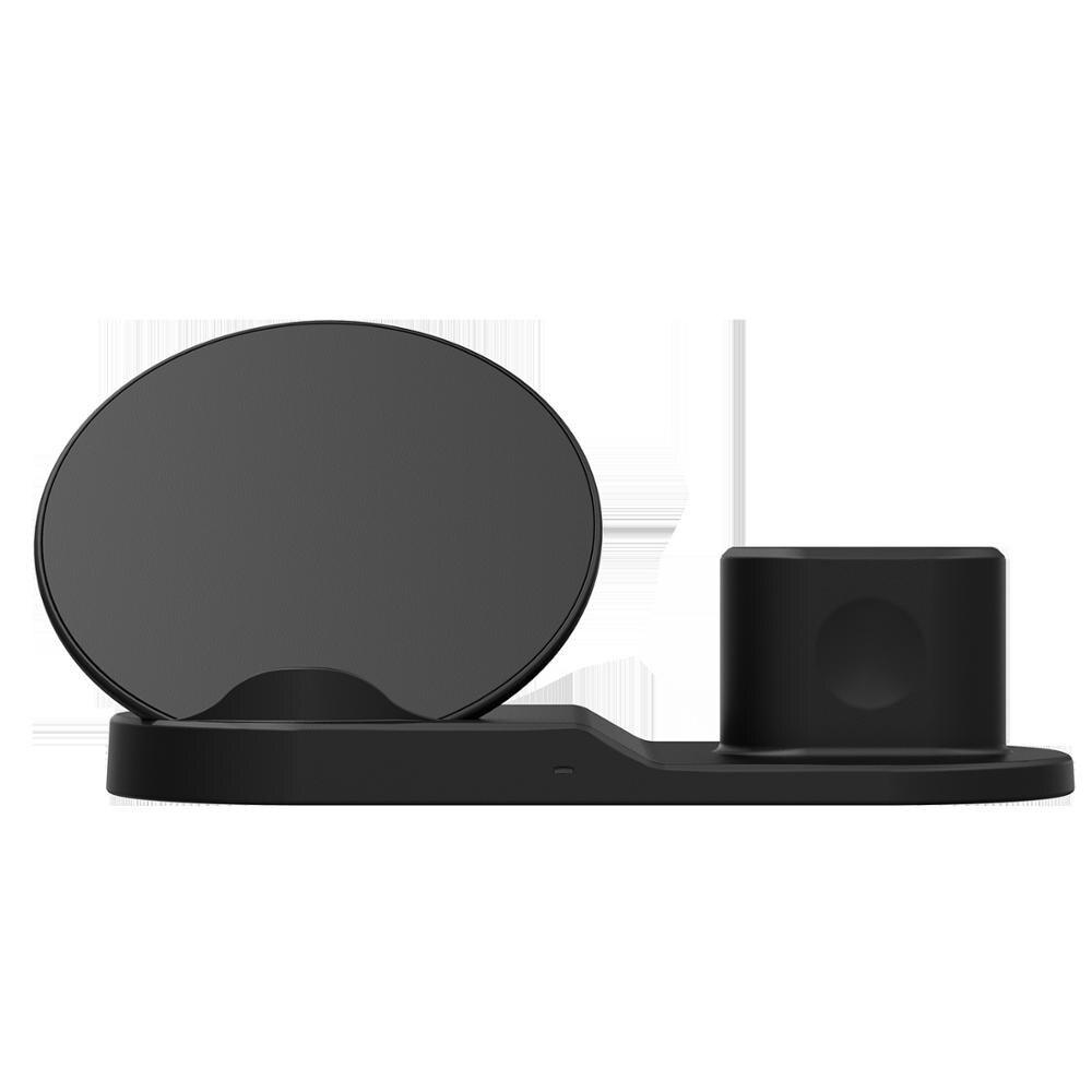 Зарядное устройство для Apple watch 4 3 2 1+ зарядка US - Цвет: black