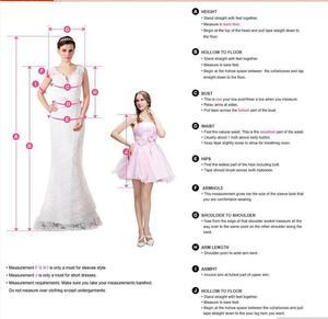 Image 5 - Роскошные кружевные свадебные платья русалки с отстегивающимся шлейфом, скромные свадебные платья без рукавов, Robe De Soiree