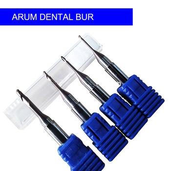 CAD/CAM Milling Bur for arum milling machine grade 5 titanium cad cam milling machince discs 98mm 16mm dental lab cad cam milling material