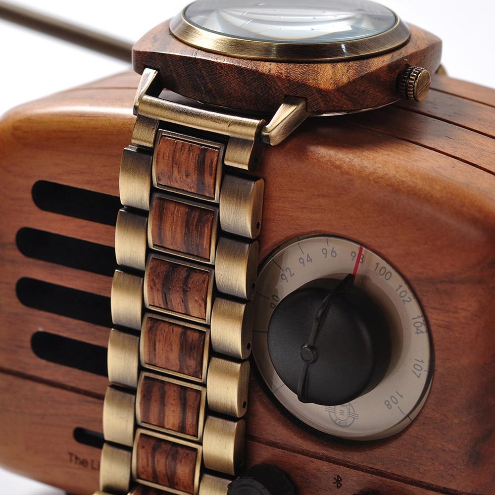 Image 3 - relogio masculino BOBO BIRD Watch Men Top Luxury Brand Wood Wrist Watches in Wooden Box erkek kol saati Christmas Gift for HimQuartz Watches   -
