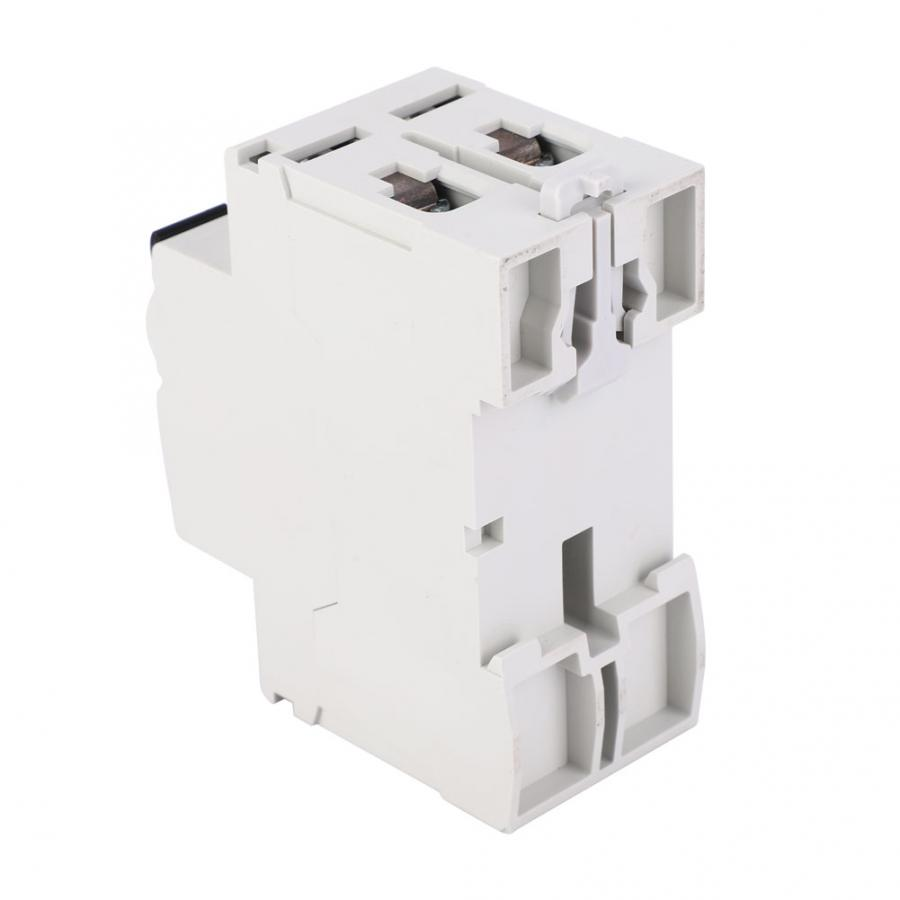 GYL 2P+N 25A/40A/63A Residual current Circuit breaker with Leakage protection 230VAC RCCB RCBO  - buy with discount
