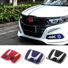 Badge Center-Sticker Front-Emblem City Steering-Wheel Jade Honda Civic Accord Trunk Rear