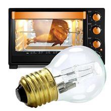 110-250V Высокая микроволновая температура 40W 300 градусов SES E14 печь тостер/Паровой Светильник лампы/Вытяжка лампы