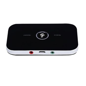 Bluetooth Transmitter Receiver Wireless Audio Music Adapter A2DP for Headphones Speakers TV 3.5mm Bluetooth Music Receiver цена 2017