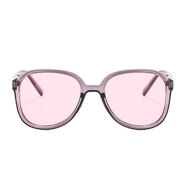 Vintage oversized sunglasses women