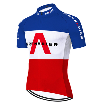 INEOS-maillot de equipo de ciclismo para hombre, camiseta de competición transpirable, novedad...