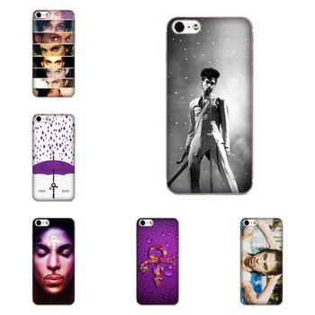 For Huawei Honor 4C 5A 5C 5X 6 6C 6A 6X 7 7X 8 9 V8 V10 Y3II Y5II Y6II G8 P7 Play Lite TPU Coque Case Prince Rogers Nelson image