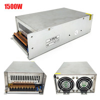 Switching Power Supply 220V to DC 24V 30V 36V 48V 1200W 1500W Led Transformer Power Source for CCTV / Led Strip / DC Motor
