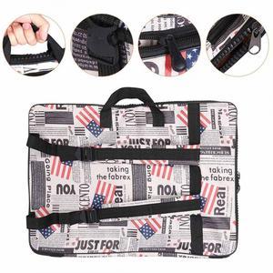 Image 2 - Многофункциональная водонепроницаемая сумка для рисования, удобная уличная сумка для эскизов с ремешком, принадлежности для рисования