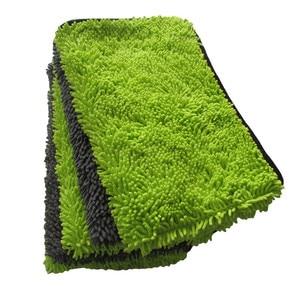 Image 2 - 40*60 Chenille מיקרופייבר מגבת רכב לשטוף בד רכב המפרט כלים ניקוי ייבוש מגבות עבה מלוטש טיפול לרכב מוצרים