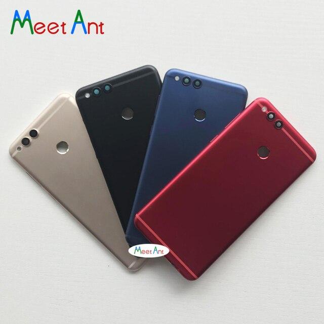 באיכות גבוהה עבור Huawei Honor 7X BND L22 BND L21 BND L24 BND TL10 BND AL10 חזור שיכון סוללה כיסוי דלת אחורי כיסוי