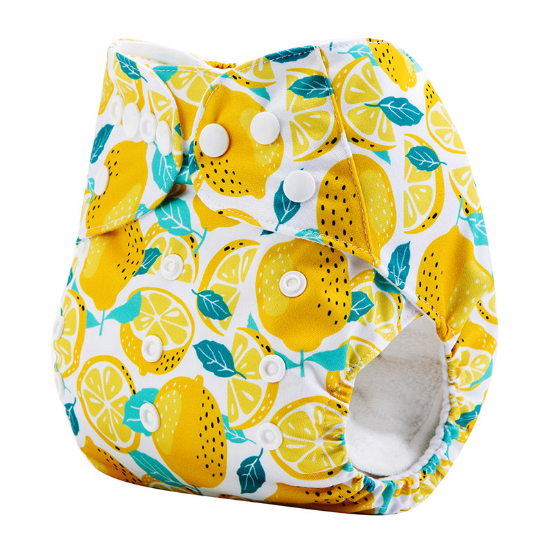 50Pcs/Lot Digital Print Wholesale Cheap Baby Cloth Diapers Without Insert Suit 3-15KG And You Can Choose A Suit