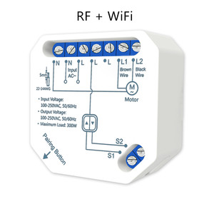 Tuya Smart WiFi RF Electric Cu