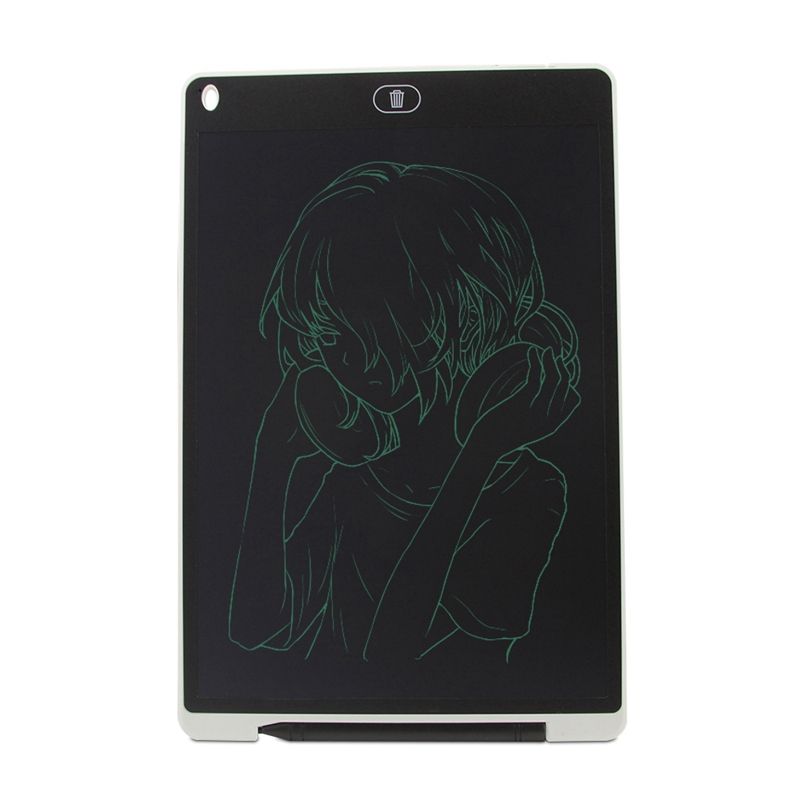 12 Inch Digital Inch Lcd Tablet Drawing Tablet Handwriting Pad Electronic Tablet Ultra Thin Board Children