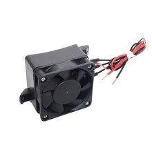 Постоянная температура Электрический нагреватель PTC тепловентилятор 120 Вт 12 В постоянного тока небольшой нагрев места