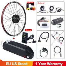 Front-Hub-Motor Battery Electric-Bicycle-Conversion-Kits E-Bike Brushless-Gear Bafang
