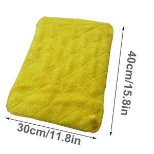 Image 5 - Auto Detaillering 40x30cm Auto Wassen Doek Microfiber Handdoek Car Cleaning Rag Voor Cars Dikke Microfiber Voor car Care Keuken