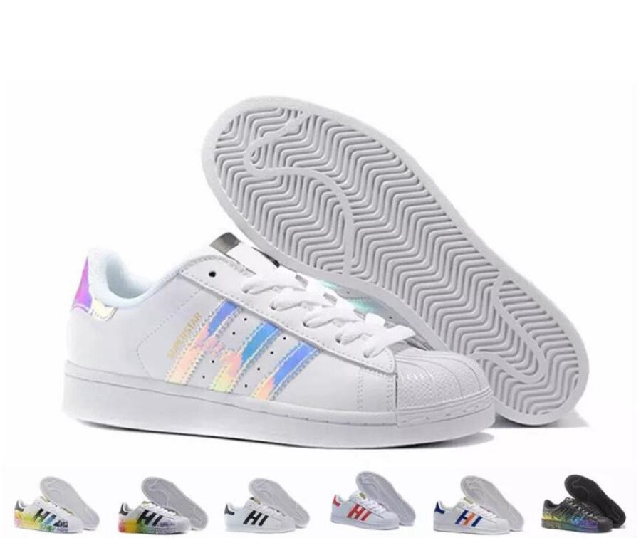 Cheap Adidas Superstar Holographic Pink Shoes | Adidas