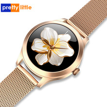 2020 nova kw10 pro relógios inteligentes para mulher ip68 à prova dip68 água relógio dinâmico dial feminino relógio digital smartwatch para android ios