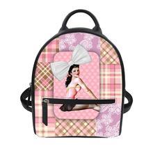 Ballet girl Print backpacks women bag large capacity women backpack school bag for teenage girls light ladies travel backpack