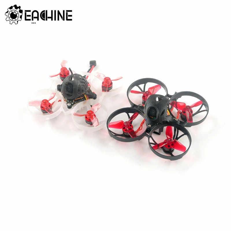 Eachine 21g UZ65 65 มม.1S Whoop Multicopter BNF Runcam 3 35 มม.ใบพัด 5.8G 25 ~ 100mW VTX FPV Racing Drone RC Quadcopter