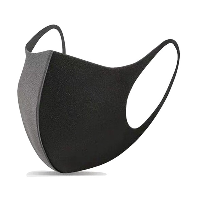 Cotton Cute PM2.5 Mouth Mask Anti Haze Dust Mask Nose Filter Windproof Face Muffle Bacteria Flu Fabric Cloth Respirator 1