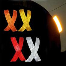 Светоотражающая наклейка для автомобиля Авто Стайлинг отражатель