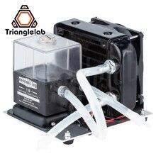 Trianglelab насос системы водяного охлаждения комплект большой поток для DIY 3D принтера Titan AQUA высокотемпературная печать Titan экструдер AQUA