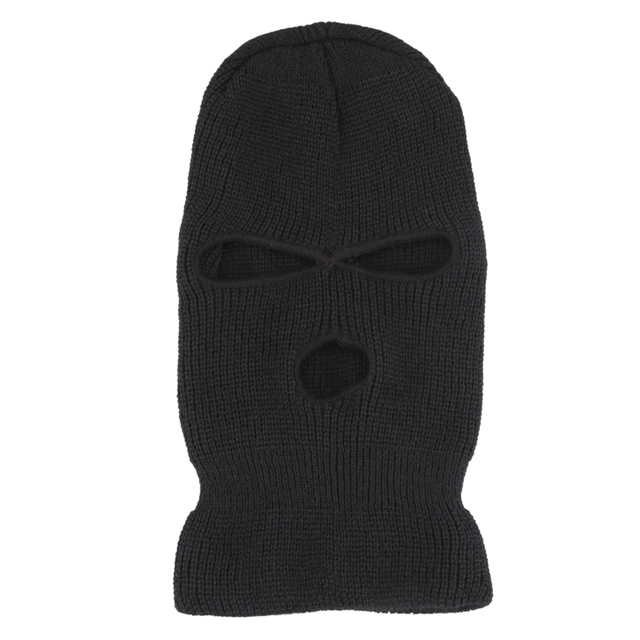 For Balaclava Black Mask Thinsulate Winter Sas Style Army Ski Knitted Neck Warmer