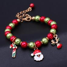Products Christmas Items Bracelet Merry Christmas Decor for Home Navidad 2020 Xmas Kids Gift Happy New Year 20201 Cristmas Decor