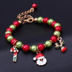 Products Christmas Items Bracelet Merry Christmas Decor for Home Navidad 2020 Xmas Kids Gift Happy New Year 20201 Cristmas Decor