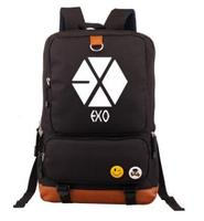 Backpack South Korea exo peripheral Backpack Travel bag computer bag student bag