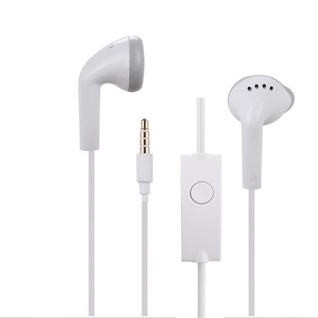 For Samsung Earphone In-Ear Super Bass Earbuds With Mic For Galaxy S6 S7 Edge S8 S9 S10 Plus Note 3 4 5 8 9 Androids Phones