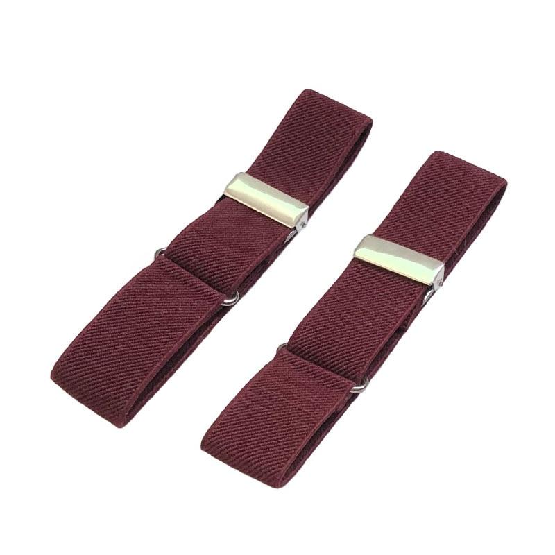 Men Armband Bracelet Adjustable Elastic Sleeve Ring Retro Business Xiu Gu