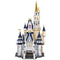 MODIKER 3140Pcs Anime Playground Castle Model Moc Castle Building Blocks Building & Construction Toys