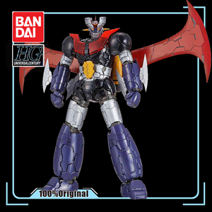 Image 1 - Bandai Assembling Model Gundam HG 1/144 Demon Z Theatrical Edition INFINITY Armored Mannequin Action Figure Kids Toy Gift