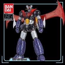Bandai הרכבת דגם Gundam HG 1/144 שד Z תיאטרון מהדורת אינסוף משוריין בובת פעולה איור ילדים צעצוע מתנה